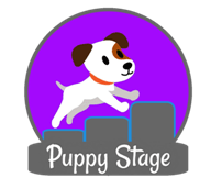 Puppy Stage Logo